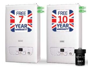 boiler installations and boiler service in north London. Also, we supply the parts
