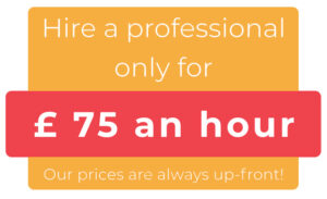 Hire a shower installer for just £75 an hour, our prices are always upfront