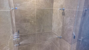 Our professional engineer will install a stylish and economic shower