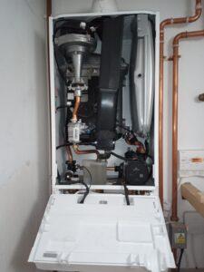 new boiler installed in barnet