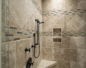 new-power-shower-installed-with-glass-door