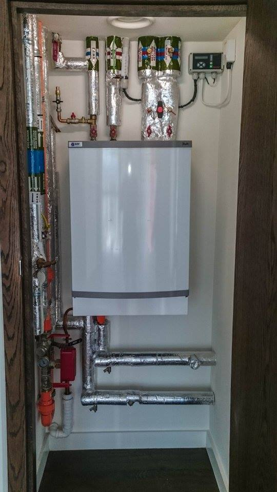 new system installed by mml plumbing