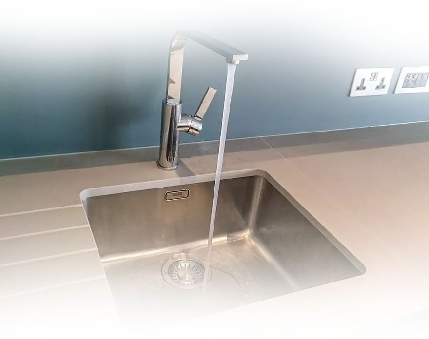 water hammer in the tap