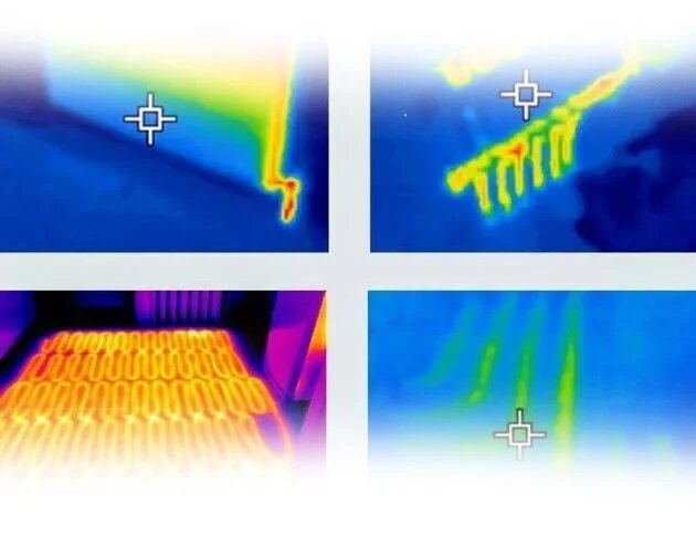 water and central heating leak detection